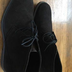Calvin klein suede desert boots